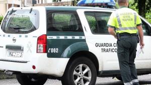 Imagen de archivo de la Guardia Civil de Tráfico