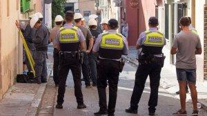 Imatge del dispositiu a Figueres