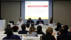 Imatge del fòrum 'Despoblament rural i desenvolupament sostenibles a zones menys poblades'