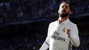 Imatge del futbolista del Real Madrid Isco Alarcón