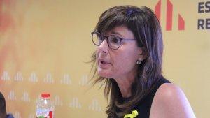 Irene Aragonès repeteix com a alcaldable a ERC Mont-roig.