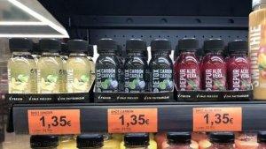 Las 3 variedades de los nuevos zumos 'Shots' de Mercadona