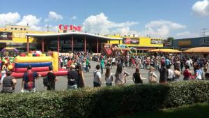 Les anteriors edicions de la festa del Centre d'Oci Les Gavarres han congregat un nombrós públic
