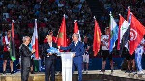 Les imatges de la cerimònia de cloenda dels Jocs Mediterranis Tarragona 2018