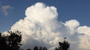 Les nuvolades creixeran amb empenta a la tarda aquest dilluns