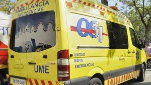 Los servicios de emergencia no pudieron hacer nada por el hombre