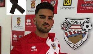 Pedro Pérez, futbolista de 22 años fallecido en un accidente en Adeje