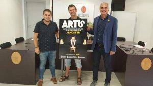 Presentació del festival d'arts escèniques catalanes a Almoster