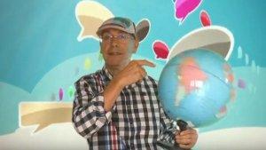 Ricard Bertran, el professor «youtuber» d'Agramunt