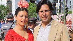 Tana Rivera y Fran Rivera