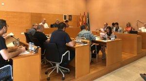 Torredembarra va viure aquest dijous a la tarda la primera sessió plenària del darrer curs polític.
