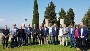 Trobada del grup Impulsor del projecte a Tortosa