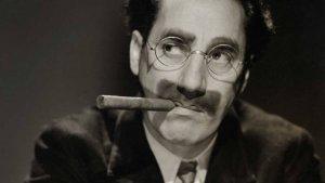 Una lista de frases de Groucho Marx que pasarán a la historia.