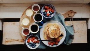 Una receta fácil: cómo hacer tortitas americanas de avena y caseras.