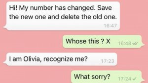 Usuario viral 'Olivia'