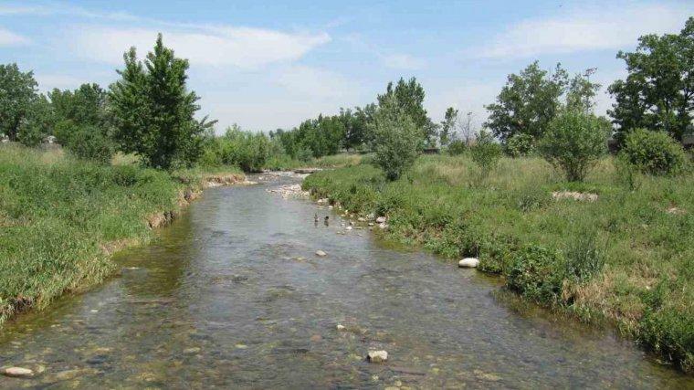 El riu Congost, espai on hauria aparegut el cos de la dona