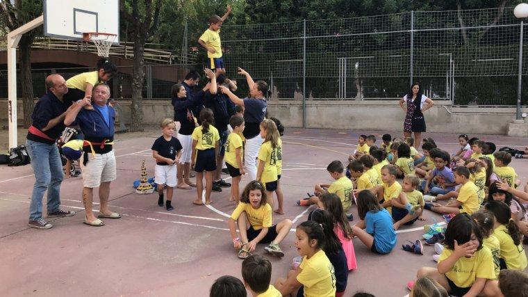 El Seguici Sembra Els Futurs Teclers A Les Escoles De Tarragona