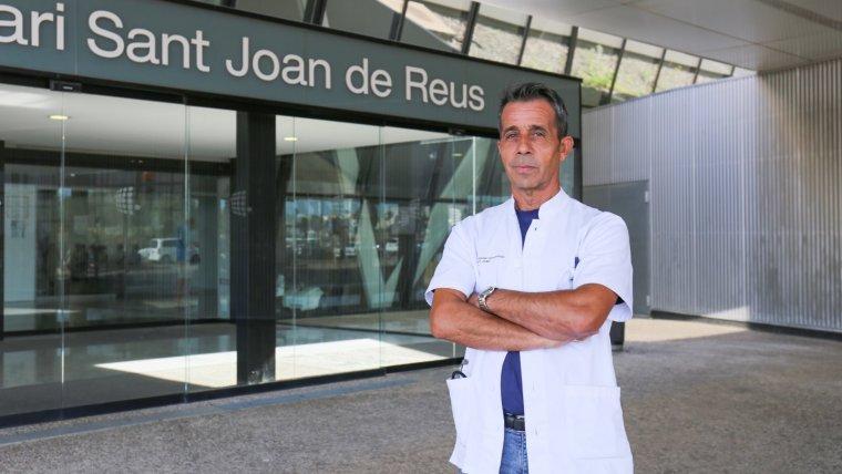 Entrevista a Jordi Jara, cirugià de l'Hospìtal Sant Joan