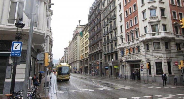 La Via Laietana