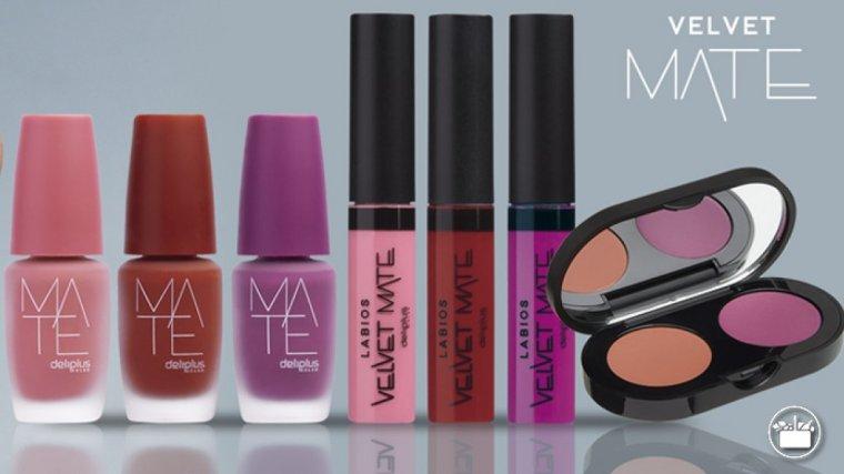 Mercadona Apuesta Por La Colección De Maquillaje Velvet Mate