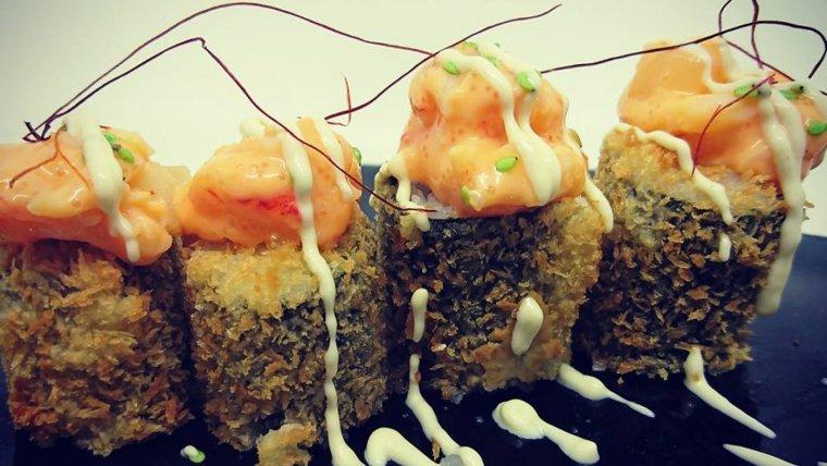 Take Away Sushi TGN