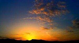 A partir del lunes las puestas de sol estarán más serenas en toda la mitad sur