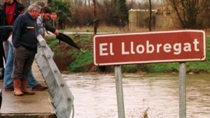 Alerta per possibles crescudes del riu Llobregat