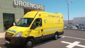 Ambulancia de Gran Canaria