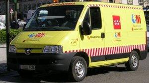 Ambulancia de Madrid
