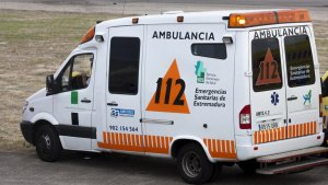 ambulancia extremadura