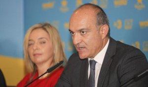 Andreu Subies, president de la FCF