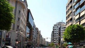 Carrer Colom de València