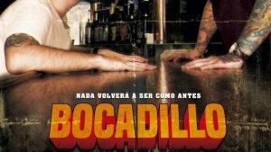Cartell promocional de la película 'Bocadillo'