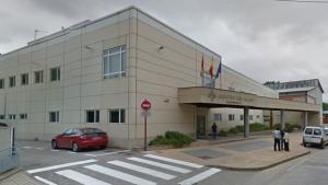 Centro de Salud de Nájera, La Rioja.