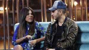 Chabelita y Omar Montes, en la última gala de 'Gran Hermano VIP'.