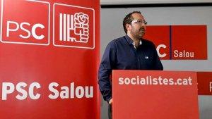 David Gonzàlez, nou alcaldable socialista i portaveu del grup municipal a Salou