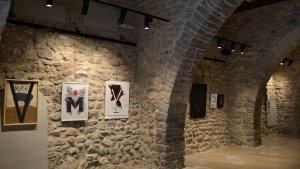 El Castell del Cambrer s'estrena com a centre cultural amb l'exposició «Miró & Art»