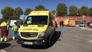 El cuerpo del hombre ha sido encontrado en el interior de un vehículo