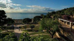 El Parc de les Granotes de Tarragona es tancarà per la previsió meteorològica