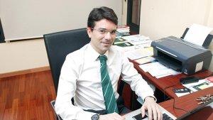 El portaveu del PP a Salou, Mario García.