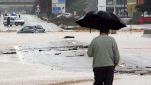 El temporal de gota fría provoca lluvias y registros torrenciales históricos