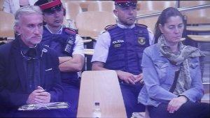Els pares de Nadia Nerea, als jutjats