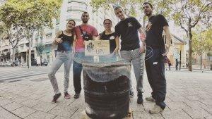 Els Pataquers de la URV venen castanyes al 2015
