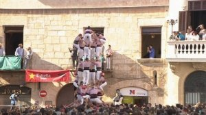 Els Xiquets de Tarragona tornaran a participar a la diada de Tots Sants