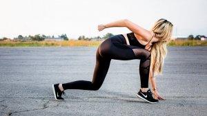 Este test se utiliza comúnmente para evaluar la resistencia aeróbica de alumnos y deportistas.