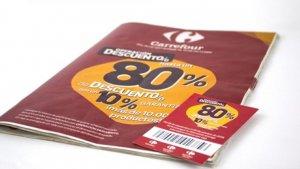 Folletos campaña descuentos Carrefour