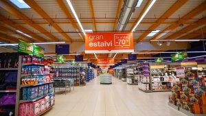 FOTOS: Així és el nou supermercat Esclat a Reus!