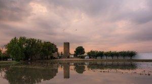 Ha llovido mucho en puntos de la Comunidad Valenciana y el suelo y los torrentes no pueden absorber más agua
