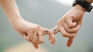Ideas estupendas de tatuajes para pareja.