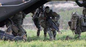 Imagen de la Escuela Militar de Montaña y Operaciones Especiales en Jaca, Huesca.